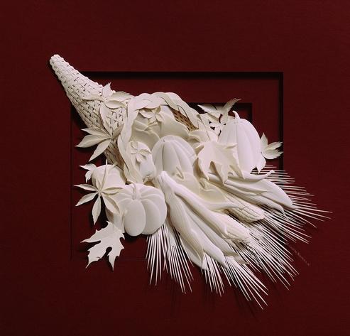Мастер класс своими руками скульптуры из бумаги